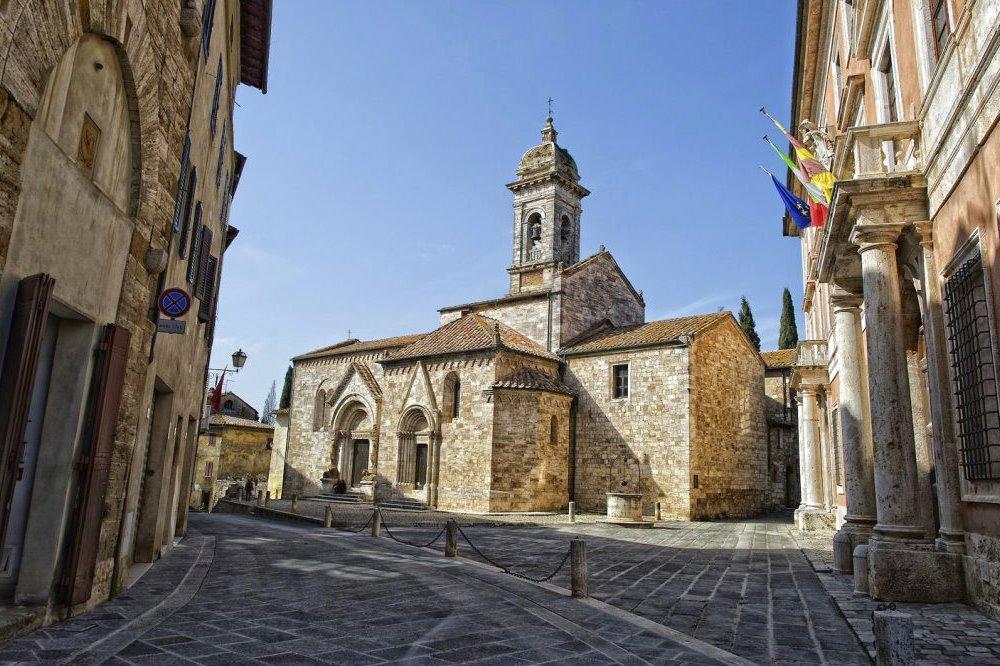 SAN QUIRICO E BAGNO VIGNONI: IL CUORE DELLA VAL D'ORCIA Rubrica: i nostri borghi, perle tra Val d'Orcia e Valdichiana