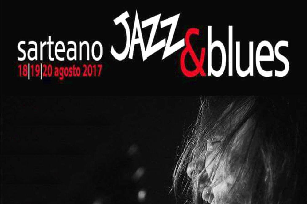 SARTEANO JAZZ & BLUES XXVIII° EDIZIONE 18-19-20 Agosto 2017