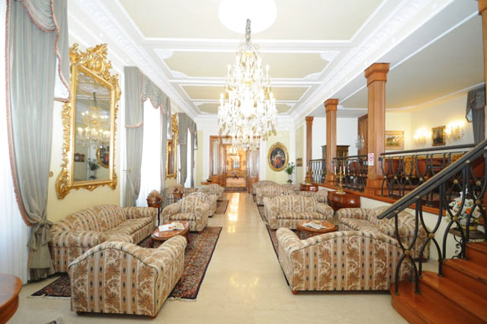 Grand Hotel Excelsior Chianciano Terme Siena Toscana